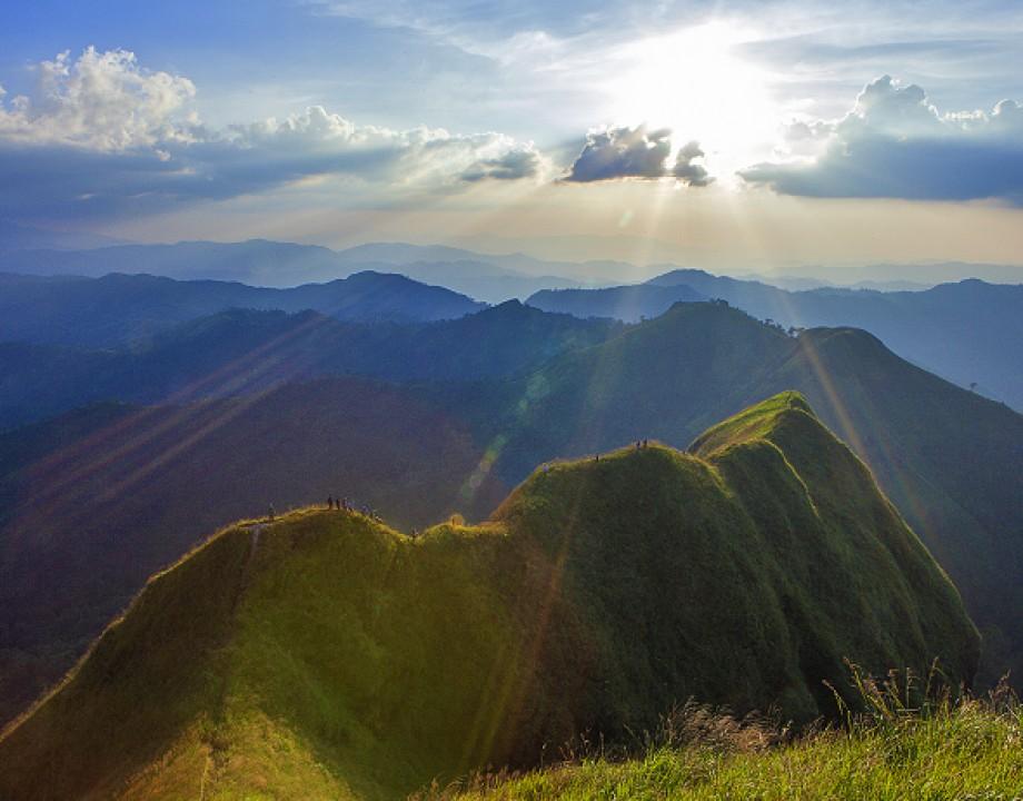 Chang Pheuk Mountain