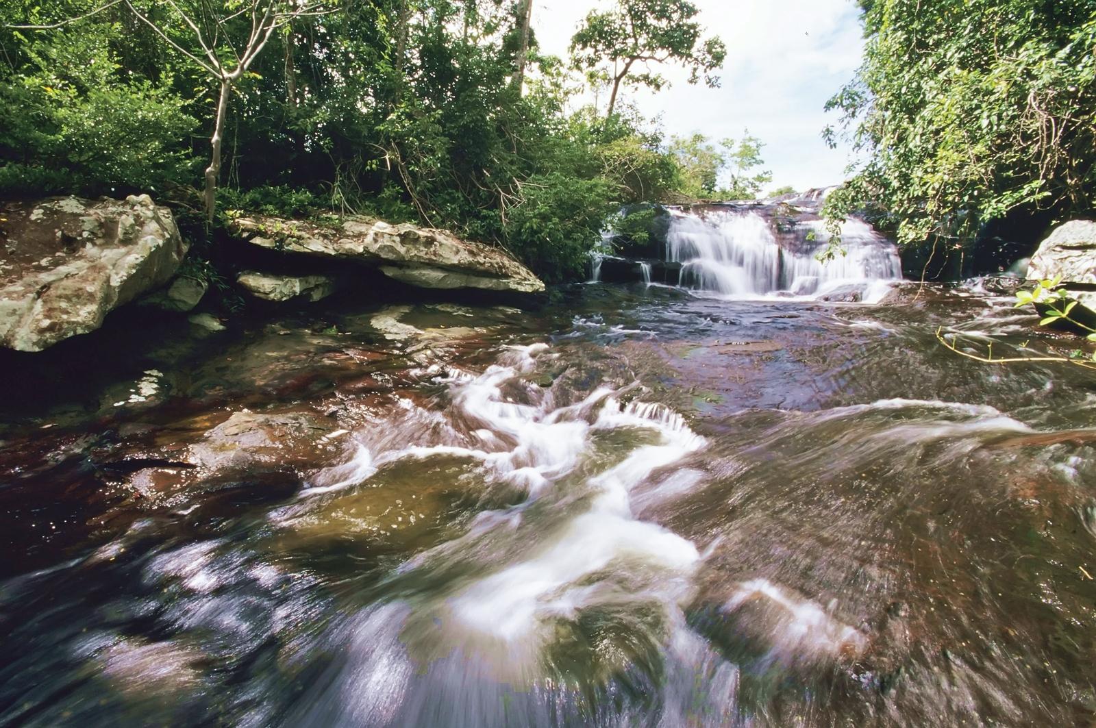 Namtok Sam Lan National Park
