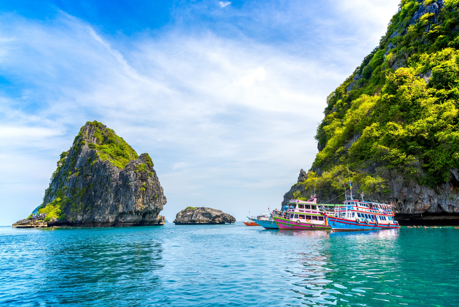 The Stunning Beaches of Trang Thailand